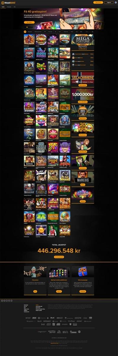 Mobil6000 Screenshot