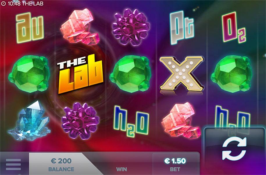 The Lab Elk Studios Slot | Casinotopp