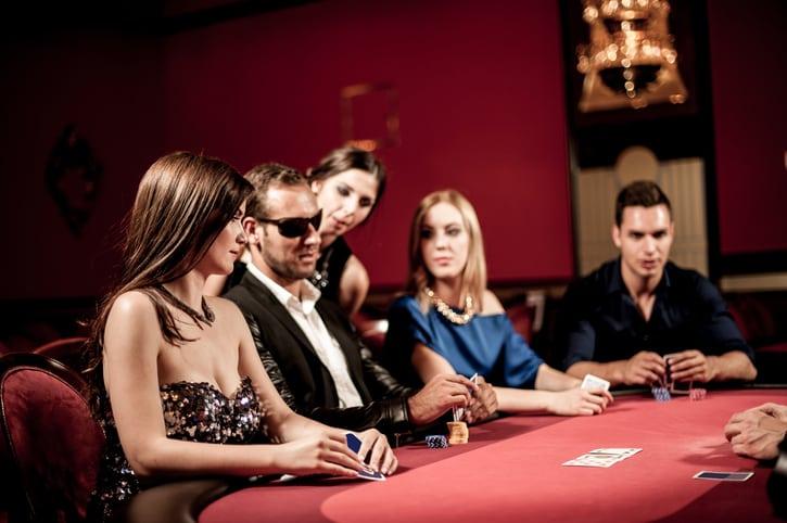 Poker for nybegynnere - Banner