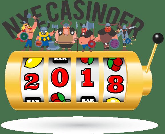 Nye casinoer 2018 | Casinotopp