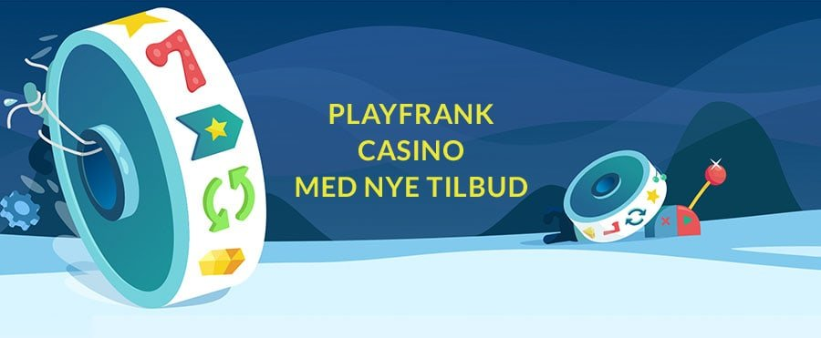 PlayFrank Casino med nye tilbud - image
