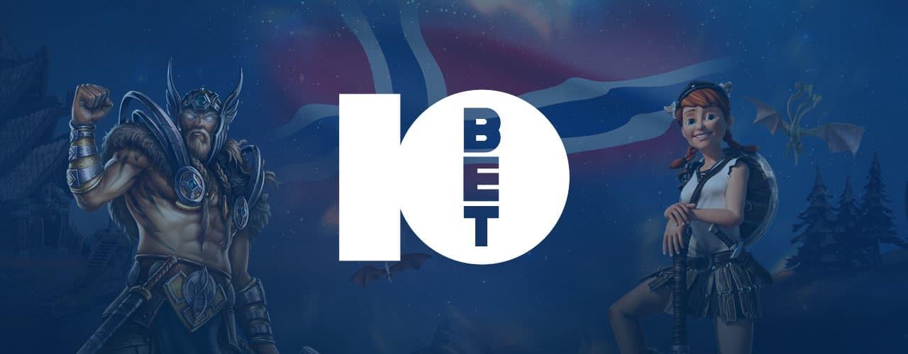 10Bet Header | Casinotopp