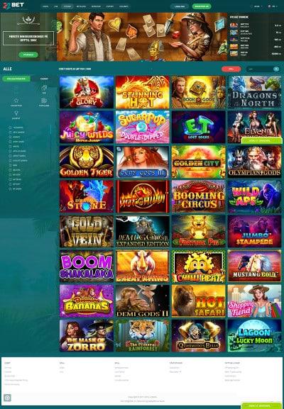 22Bet Casino Screenshot