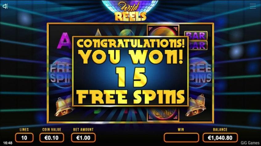 Først ut er Wild Reels | Casinotopp