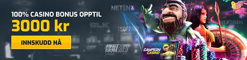 Campeonbet Banner 2 | Casinotopp