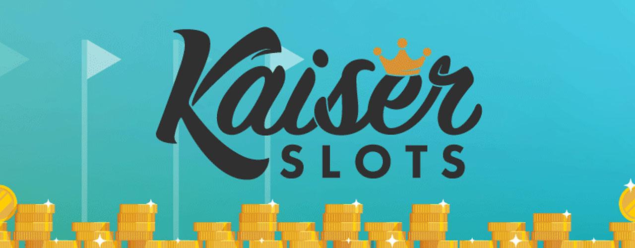 KaiserSlots Header | Casinotopp