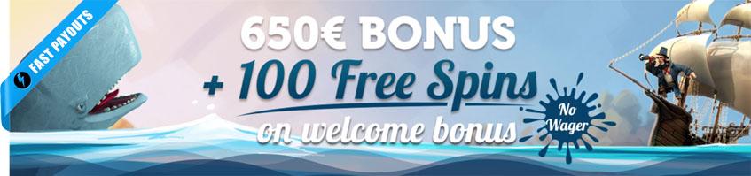 BonanzaGame - Få opptil 650 euro i bonus og 100 free spins | Casinotopp