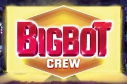 Nyheten Big Bot Crew kan du bare spille hos Frank & Fred Casino