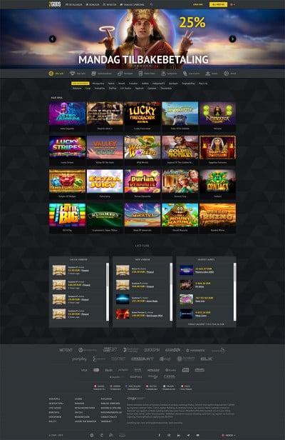7 Gods Casino Screenshot