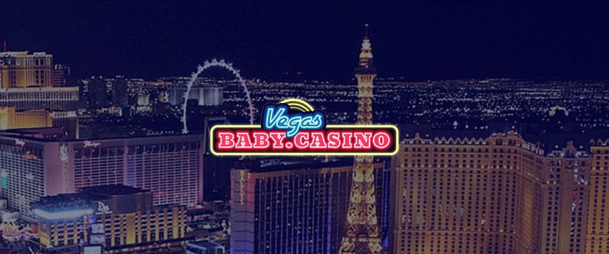 Vegasbaby Header | Casinotopp