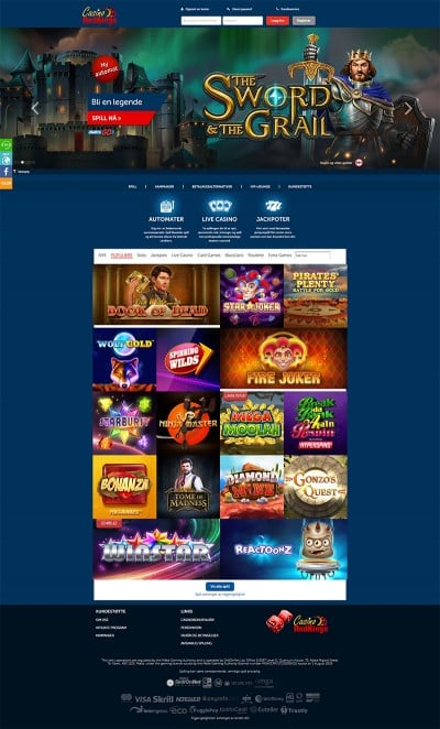 Casino RedKings Screenshot