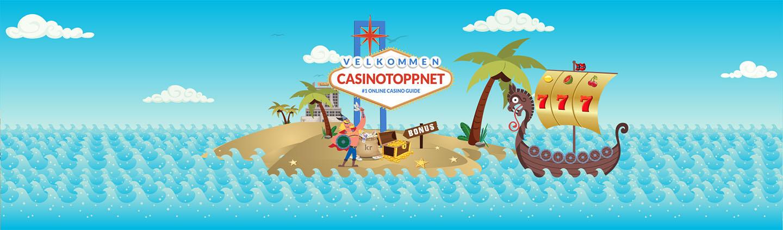Norsk casino online - spill beste nettcasino spill