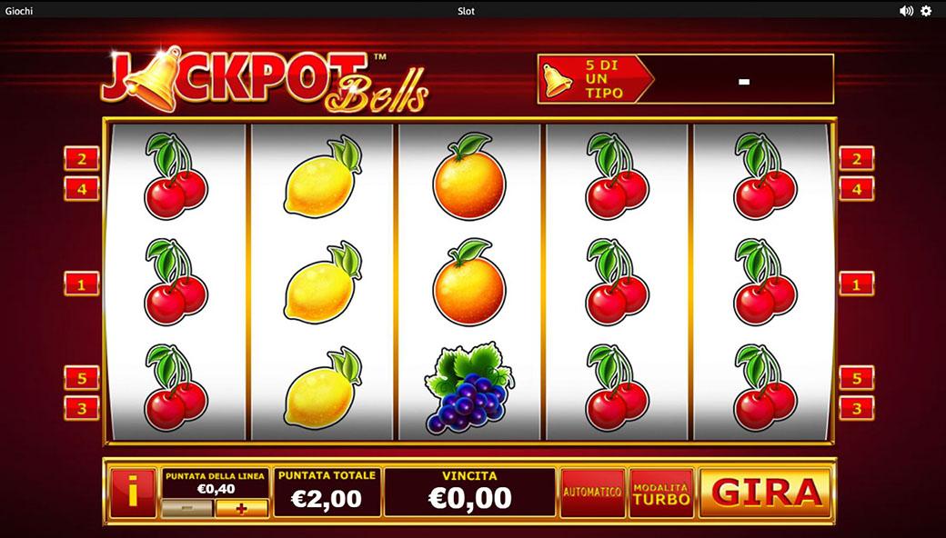 Jackpot Bells Logo