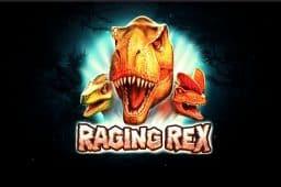Reis tilbake i tid med Raging Rex fra Play'n GO