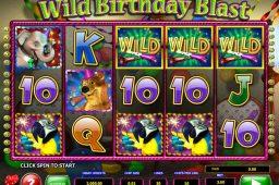 Wild Birthday Blast Image