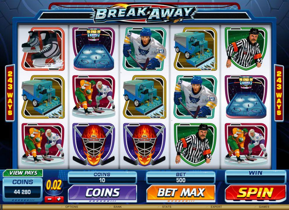Break Away | CasinoTopp