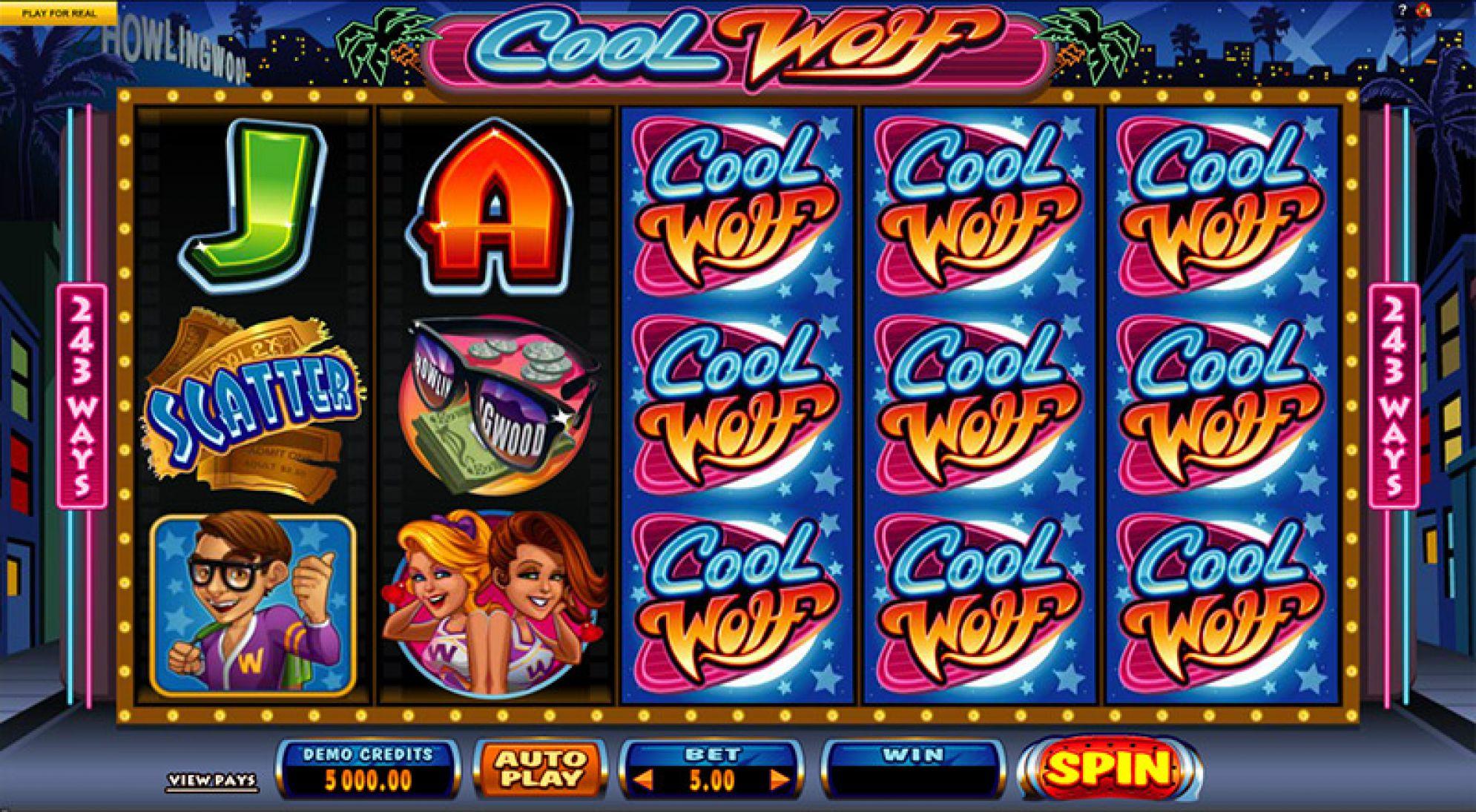 Cool Wolf Slot | CasinoTopp