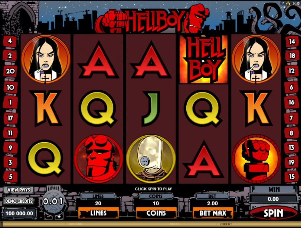 HellBoy | CasinoTopp