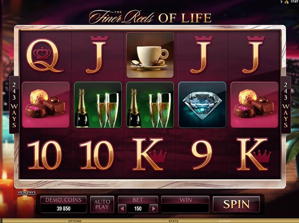 The Finer Reels of Life | CasinoTopp