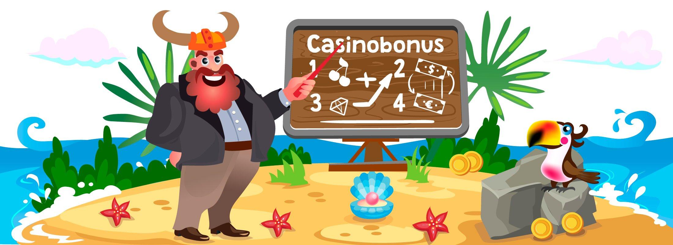 Kurs 1: Casinobonus