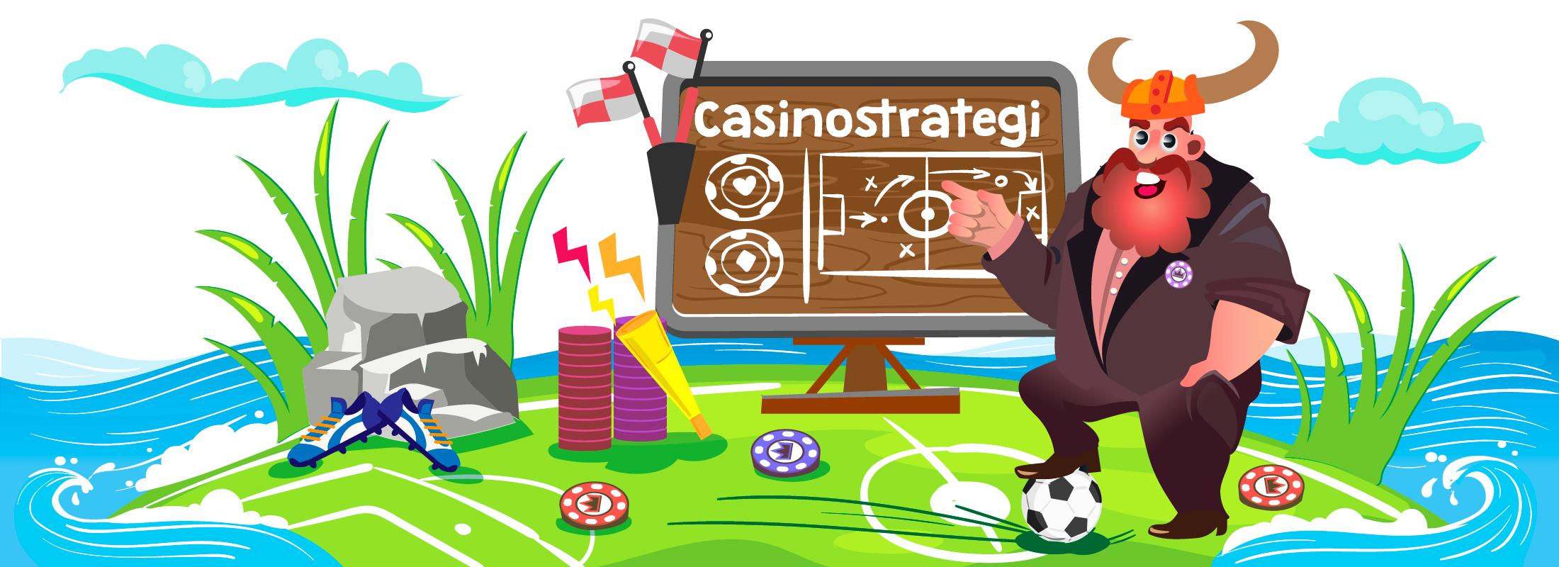 Kurs 2: Casinostrategi