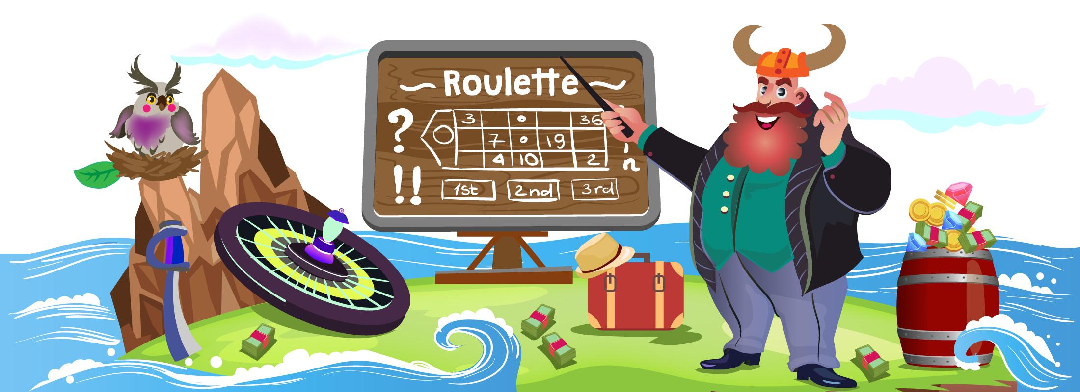 Kurs 5: Roulette