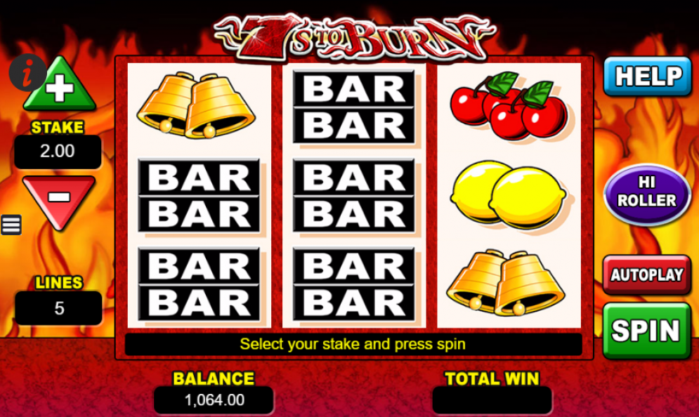 7s to Burn Slot Images - CasinoTopp
