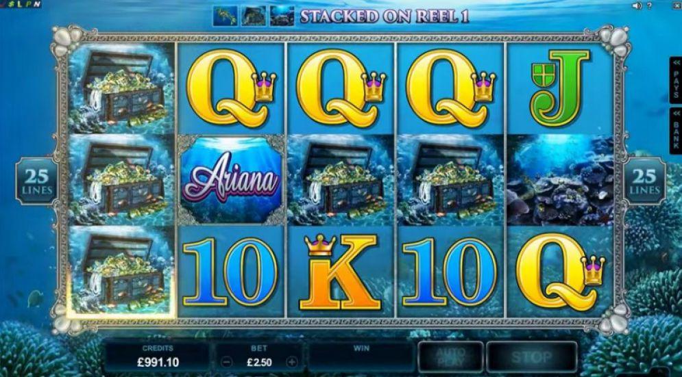 Ariana Slot Images - CasinoTopp