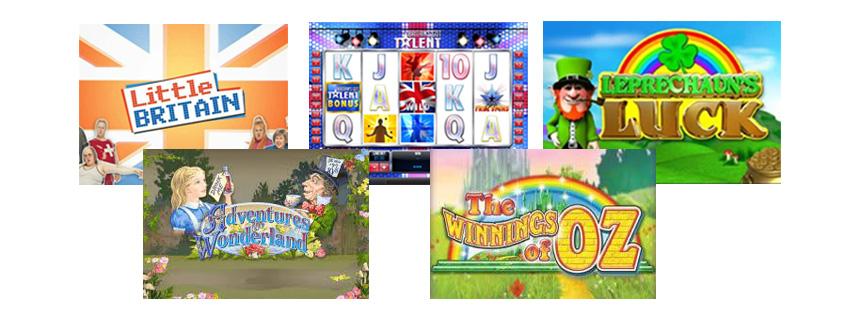 Ash Gaming Spillutvalg - CasinoTopp