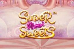 Betsoft frister med godteri i spilleautomaten Super Sweets