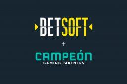 Betsoft har kunngjort et partnerskap med Campeon Gaming