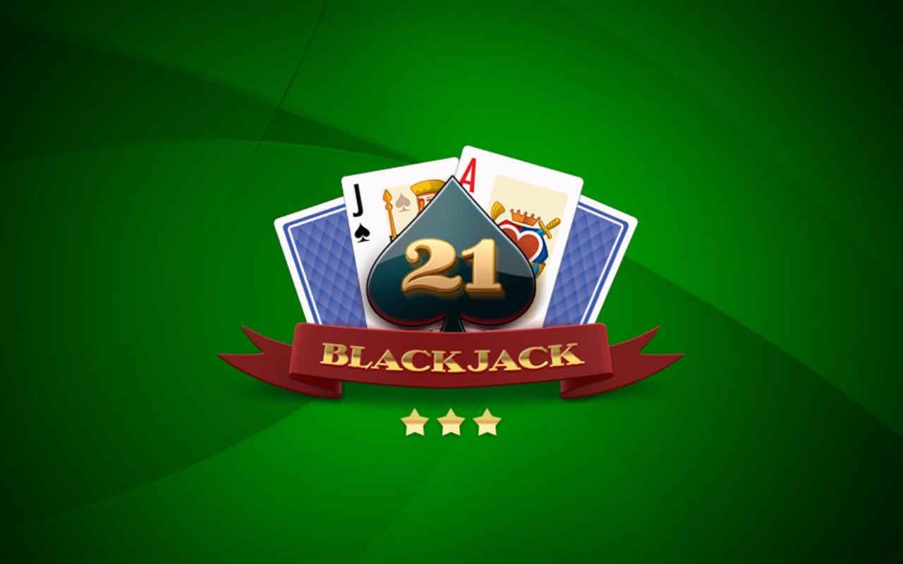 Black Jack high Logo