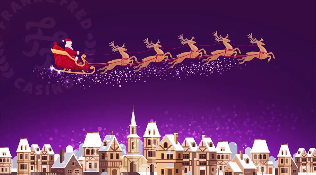Bli med pa en fantastisk julereise - CasinoTopp