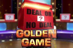Blueprint Gaming lanserer spilleautomaten Deal or No Deal: Golden Game med en ny Cashpot-funksjon