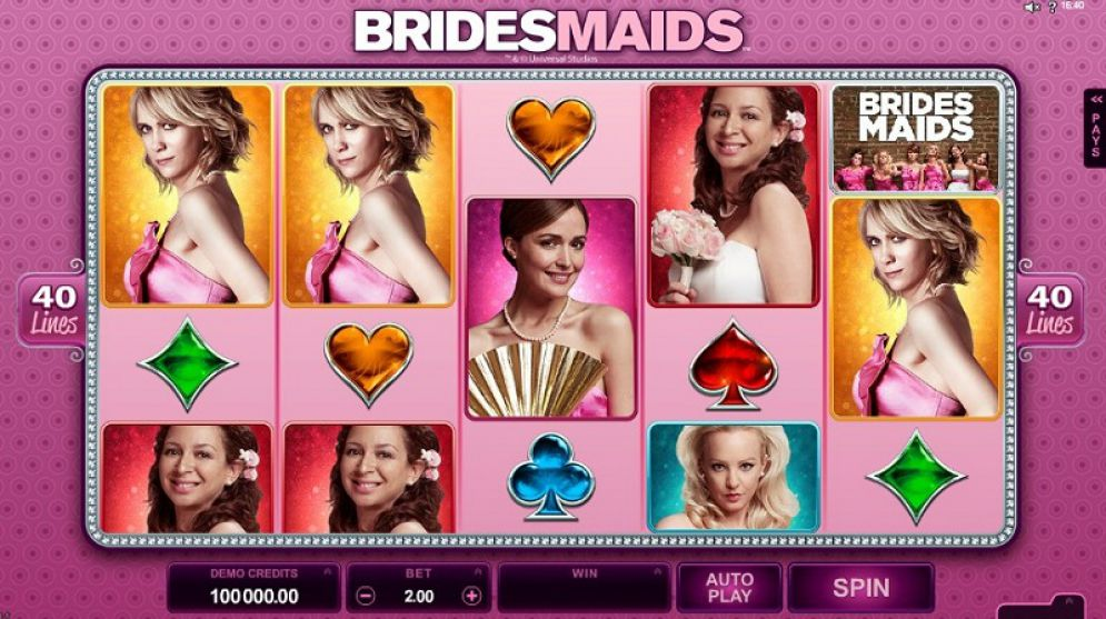 Bridesmaids Slot Images - CasinoTopp