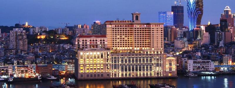 Casino Ponte 16, Macau, Kina - CasinoTopp