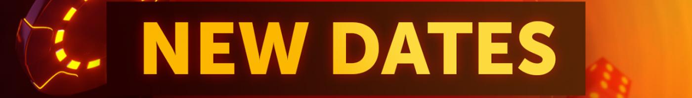 CasinoBeats Malta kunngjør nye datoer banner - CasinoTopp