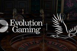 Condor Gaming går live med spill fra Evolution