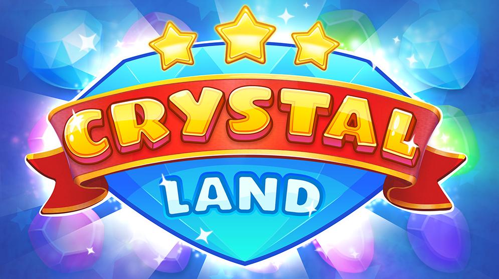 Crystal Land Logo