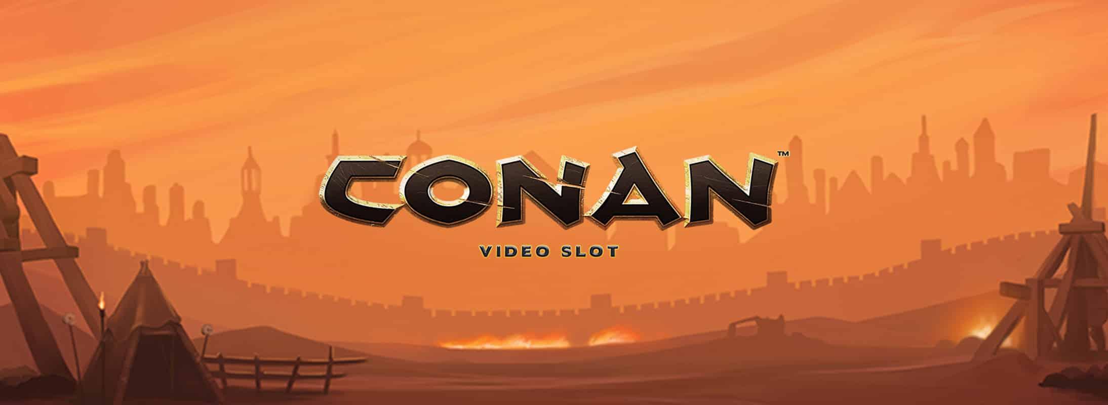Den mest kjente barbaren kommer tilbake i Conan - Norway CasinoTop Banner 01
