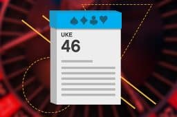 Denne ukens casinonyheter – uke 46