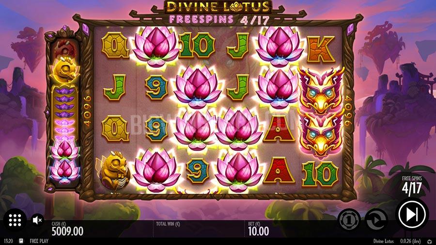 Divine Lotus Logo