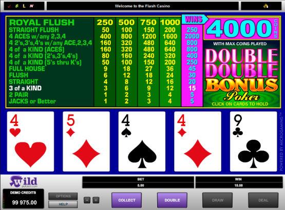 Double Double Bonus Slot Images - CasinoTopp