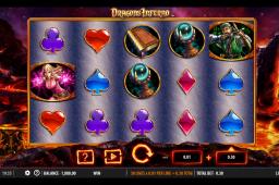 Dragon's Inferno Image