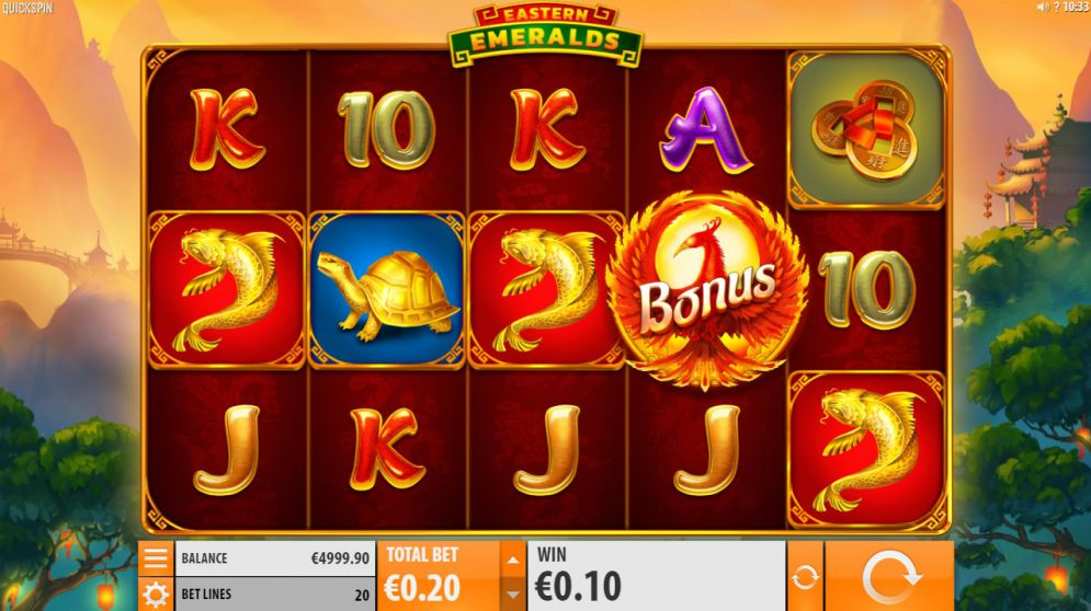 Eastern Emerlads - CasinoTop