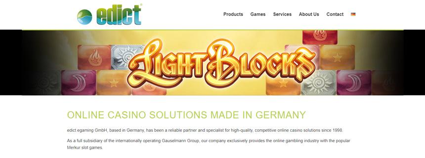 Edict Gaming GmbH - CasinoTopp