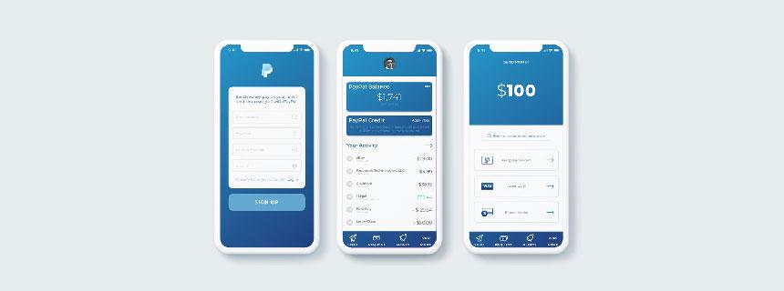 Egen PayPal-app - CasinoTopp