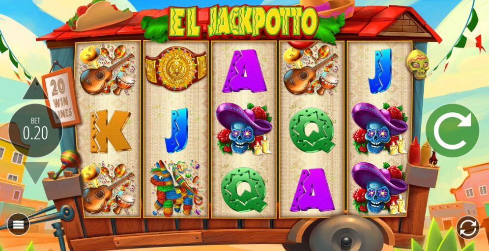El Jackpotto Slot Images - CasinoTopp