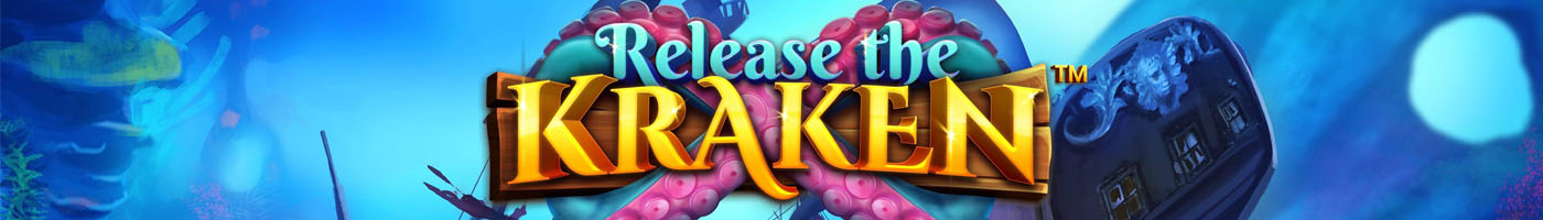 Fin skatter på havbunnen i nye Release the Kraken fra Pragmatic Play banner - CasinoTopp