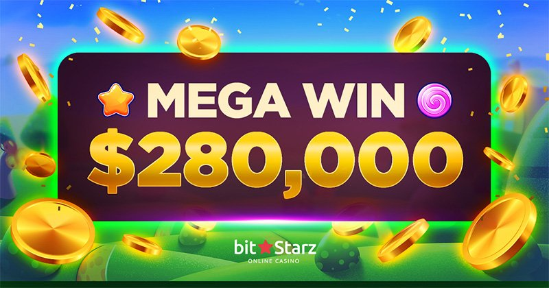 Flere spillere har vunnet stort hos BitStarz denne måneden banner - CasinoTopp